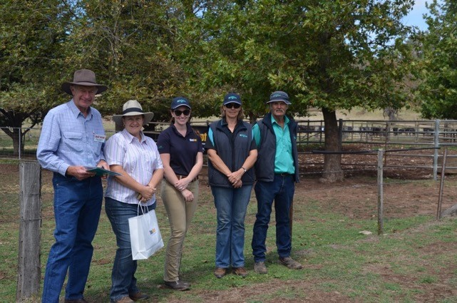 Mansfield Angus Stud Finds the Right Mixture